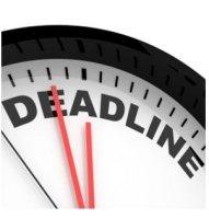 Deadline image