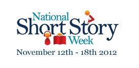 National Short Story Week logo