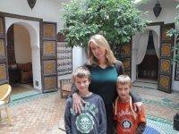 Riad l'Orientale, Marrakech Kimberly Sullivan