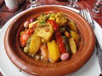 Tajine in the Berber style