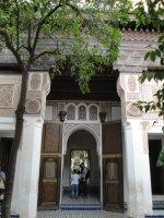 Bahia Palace, Marrakech