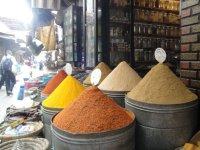 spice market, Marrakech souk