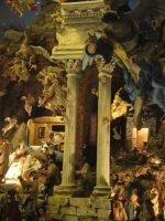 Neapolitan nativity scene, Rome