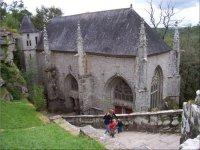 Le Faouët, Saint Barbara