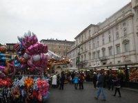 Piazza Navona Christmas market