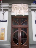 Riga art deco