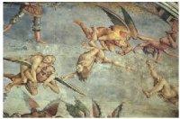 Signorelli's Last Judgement, Orvieto