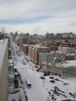 8th Avenue, minus the traffic