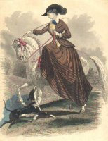 19th century riding habits