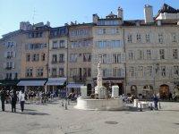 Place du Bourg-de Four