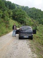 Montenegrin-Kosovo border crossing