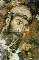 Patriarchate Monastery, Kosovo, 13th century fresco