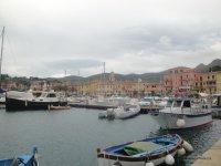 Porto azzurro, Elba