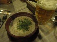 Pod Lipite restaurant, Sofia