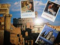 Vatican stamps
