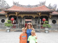 Taipei, Taiwan, Longshan Temple