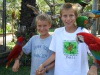 Bali Bird Park, Indonesia