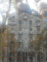 Casa Battlo, Barcelona, Spain