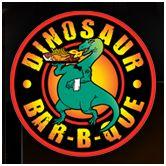 Dinosaur BBQ logo