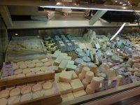 Toulouse market, France