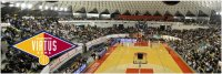 Virtus basketball, Rome, Italy