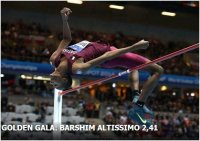 Barshim, Golden Gala