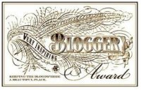 Very Inspiring Book Blogger Award