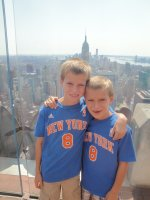 Top of the Rock, NY