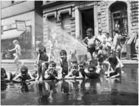 The old methods of cooling down during New York summers