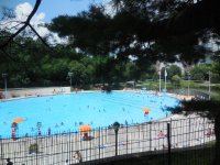 Lasker Pool, New York