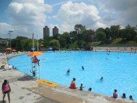 Lasker Pool, New York