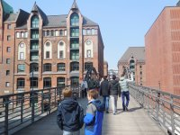 HafenCity, Hamburg, Germany