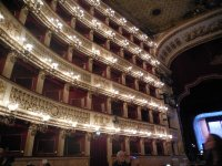 San Carlo Opera, Naples, Italy