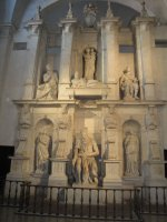 Michelangelo's Moses, Rome