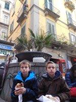 Naples, pizza