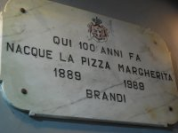 Naples, pizza