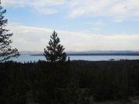 Lake Overlook trail, Yellowstone