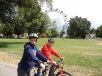 Biking Vienna
