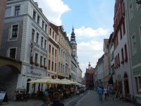 Goerlitz, Germany & Poland