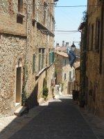 Sarteano, Tuscany, Italy