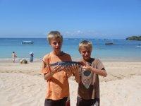 Bali, Indonesia - fishing