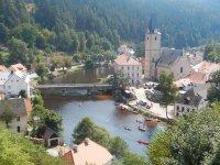Rožmberk nad Vltavou, Czech Republic