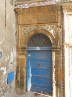 Doors of Essaouira, Morocco
