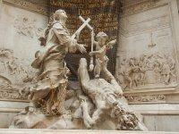Vienna's plague column, Austria