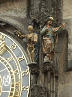 Prague, Old Town astronomical clock