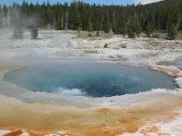 Old Faithful, Yellowstone, US