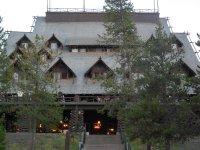 The Old Faithful Inn, Yellowstone National Park