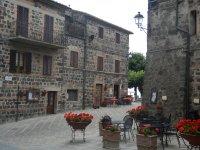 Radicòfani, Tuscany, Italy