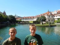 Wallenstein Gardens, Prague, Czech Republic