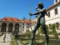 Wallenstein Gardens, Prague, Czech Republic